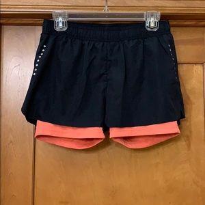 Crivit Pro Dual Layer Running Shorts Medium